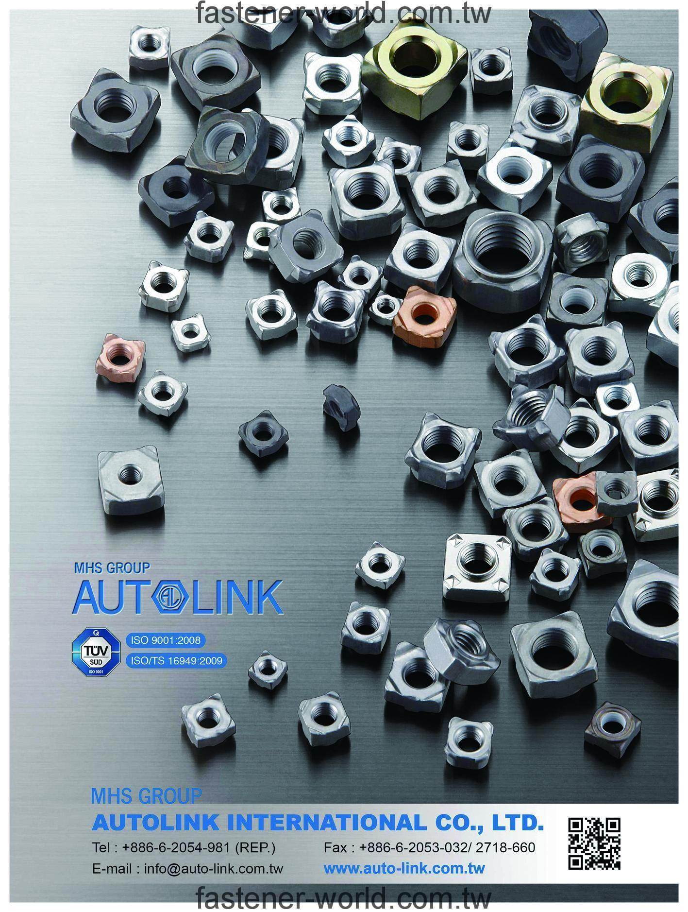 AUTOLINK INTERNATIONAL CO., LTD. Online Catalogues