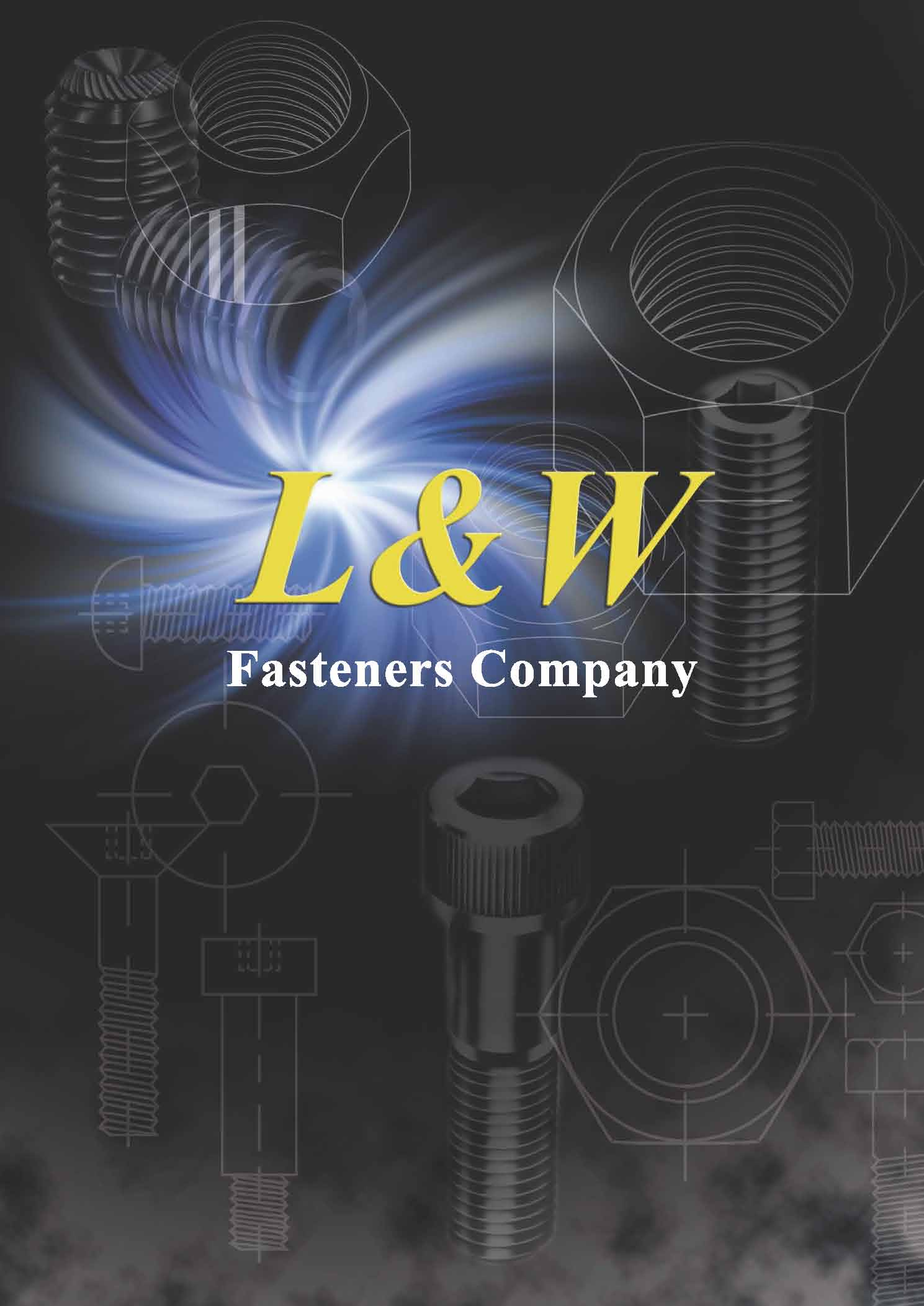 L & W FASTENERS COMPANY Online Catalogues