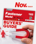 Fastener World 2021 Buyers' Guide