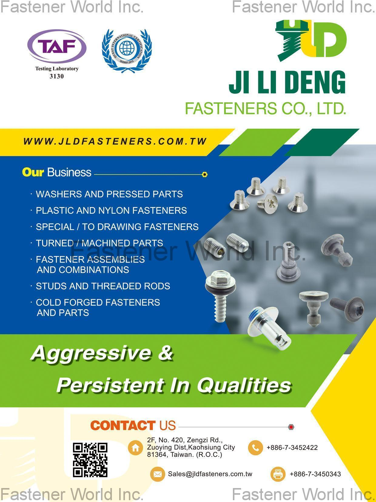 JI LI DENG FASTENERS CO., LTD.