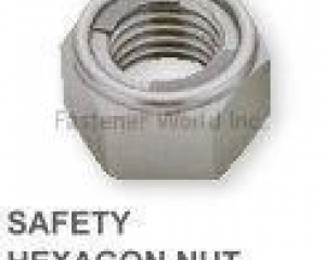 SAFETY HEXAGON NUT (FORTUNE BRIGHT INDUSTRIAL CO., LTD. )