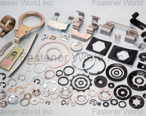 FASTENERS PARTS, FASTENERS(HWAGUO INDUSTRIAL FASTENERS CO., LTD.)