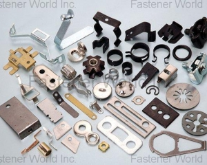 SPECIAL STAMPING PARTS, FASTENERS(HWAGUO INDUSTRIAL FASTENERS CO., LTD.)