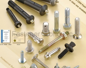 FASTENERS(SHIN JAAN WORKS CO., LTD. )