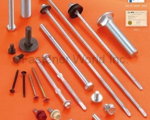 Hex Bolt/Plow Bolt/Sheet Metal Screw(SHIN JAAN WORKS CO., LTD. )
