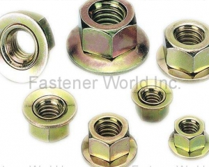 CONICAL WASHER NUT(FORTUNE BRIGHT INDUSTRIAL CO., LTD. )