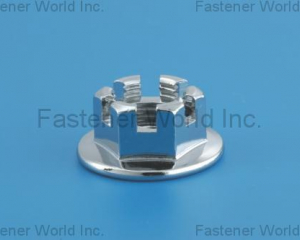 Hex, Slotted Flange Nuts(L & W FASTENERS COMPANY)