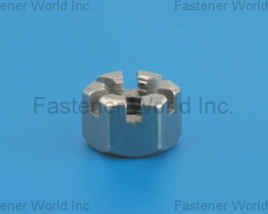 Hex, Slotted Nuts(L & W FASTENERS COMPANY)