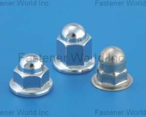 Dome Hex, Flange Nuts(L & W FASTENERS COMPANY)
