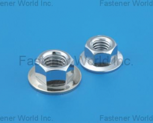 Conical Hex, Washer Nuts(L & W FASTENERS COMPANY)