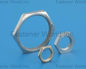 Pipe Nuts Thin Type(L & W FASTENERS COMPANY)