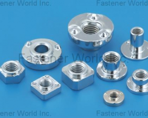 Special Hexagon. Square, Round Weld Nuts(L & W FASTENERS COMPANY)