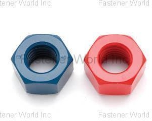 HEX NUT WITH COATING(BESTWELL INTERNATIONAL CORP. )
