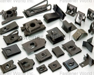 U-NUTS & V-CLIPS, FASTENERS(HWAGUO INDUSTRIAL FASTENERS CO., LTD.)