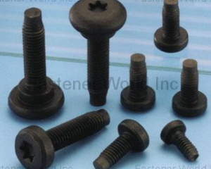 Pan/Wafer Head Screws(CHAN HSIUNG FACTORY CO., LTD. )