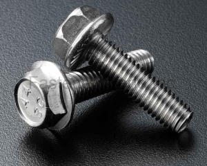 DIN6921 with Serrations UHead Hex Flangehead Thread Forming Screws(SEN CHANG INDUSTRIAL CO., LTD. )