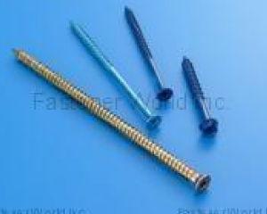 Concrete Screws(GINFA WORLD CO., LTD. )