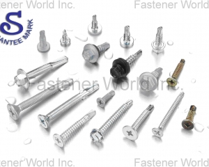 SELF-DRILLING SCREW(SHEH FUNG SCREWS CO., LTD. )
