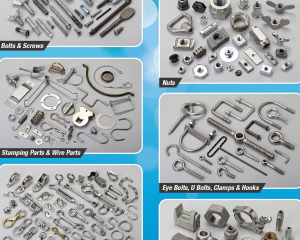 Bolts, Screws, Stamping Parts, Wire Parts, Hardware, Nuts, Eye Bolts, U Bolts, Clamps & Hooks, Casting Parts, Machining Parts(SHUN DEN IRON WORKS CO., LTD. )