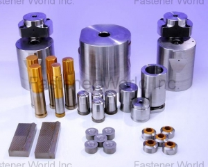 Tungsten carbide forging tools * Cutting  Blade and Cutting Die for screw a(TSUNAMI LTD. )