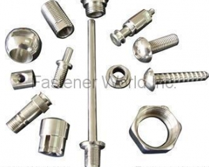 Special Screws for Bicycle(H.K.C. RICH ENTERPRISE)