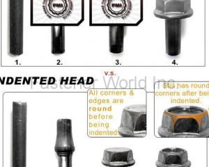 Indented Head / Non-Indented Head Flange Bolt(FAREAST METAL INTERNATIONAL CO., LTD. (FEMICO))