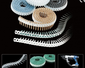 Constructional Fasteners, Collated Screws(TAIKYU CO., LTD.)