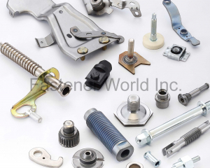 Brass Inserts, Hose Clamp Screw, Multi-Forged Parts, Spacers / Bushings / Sleeves(BCR INC.)