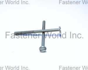 Slotted Screws(TONG HO SHING INTERNATIONAL CO., LTD.)