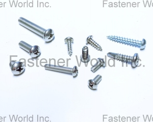 Round Head Bolts(TONG HO SHING INTERNATIONAL CO., LTD.)