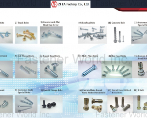 fastener-world(ZI EA FACTORY CO., LTD. )