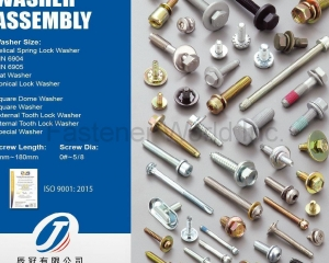 Screw &Washer Assembly(JIN CHONG SCREW INDUSTRY )