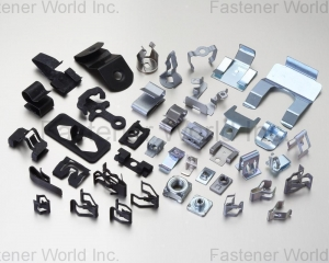 Trim clips(MAO CHUAN INDUSTRIAL CO., LTD.)