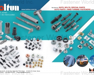 fastener-world(BOLTUN CORPORATION  )