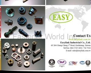 All Kinds of Fasteners(EASYLINK INDUSTRIAL CO., LTD.)