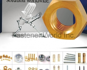 standard and nonstandard fasteners and hardware components