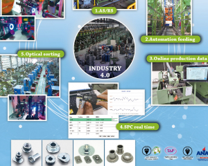 Industry 4.0, Fasteners(EASYLINK INDUSTRIAL CO., LTD.)