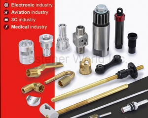 Precision Parts(MING CHENG PRECISION CO., LTD.)