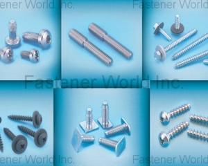 Socket Set Screws-cup Point, Special Sems(SEN CHANG INDUSTRIAL CO., LTD. )