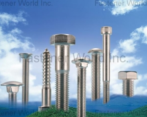 Stainless Bolts(TONG HWEI ENTERPRISE CO., LTD. )