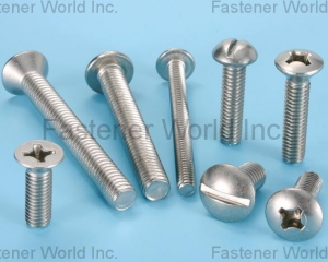 Machine Screws(TONG HWEI ENTERPRISE CO., LTD. )