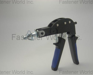 Hollow wall anchor & Setting tool(HSIN CHANG HARDWARE INDUSTRIAL CORP.)