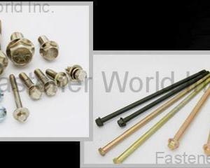 FLANGE SCREW(SHIN JAAN WORKS CO., LTD. )