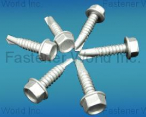 Bi-Metal Screws(CPC FASTENERS INTERNATIONAL CO.,LTD. )