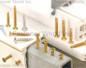 Window Screw(YOW CHERN CO., LTD. )