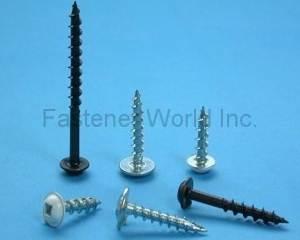 Woodworking Screw(YOW CHERN CO., LTD. )