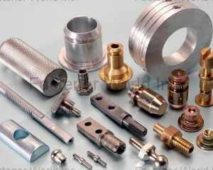 TURNED PARTS, FASTENERS(HWAGUO INDUSTRIAL FASTENERS CO., LTD.)