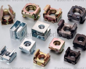 CAGE NUT, FASTENERS(HWAGUO INDUSTRIAL FASTENERS CO., LTD.)