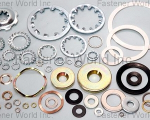 ALL KIND OF WASHER, FASTENERS(HWAGUO INDUSTRIAL FASTENERS CO., LTD.)