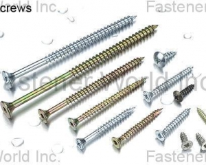 CHIPBOARD SCREW(SHEH FUNG SCREWS CO., LTD. )